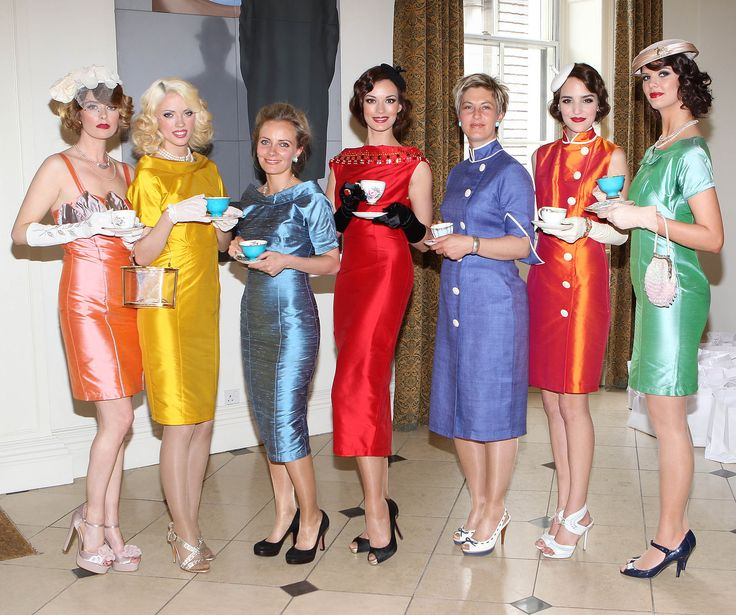 dress code ideas for high tea