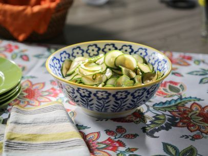 Get this all-star, easy-to-follow Marinated Cucumber Salad recipe from Valerie Bertinelli