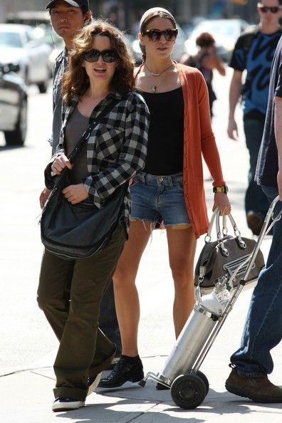 Elizabeth Reaser - Elizabeth Reaser and Nikki Reed in Downtown Vancouver