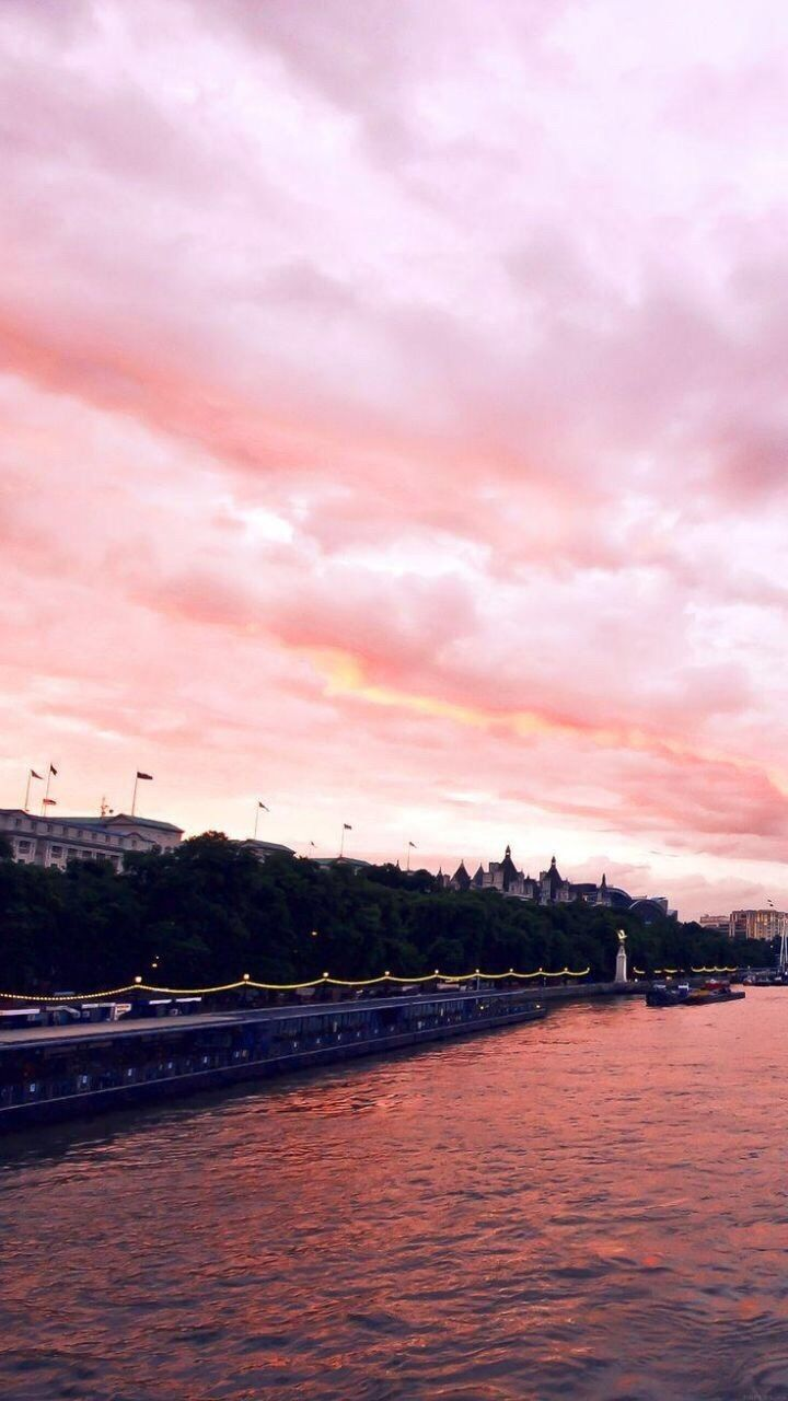 Cotton Candy Skies Rose Gold Wallpaper Iphone Gold Wallpaper Iphone Gold Wallpaper Background