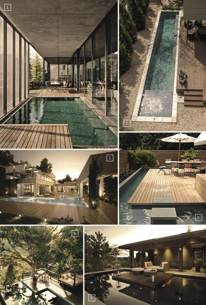 Bi Level Deck Home Design Ideas Pictures Remodel And Decor: 1000+ Ideas About Pool Decks On Pinterest