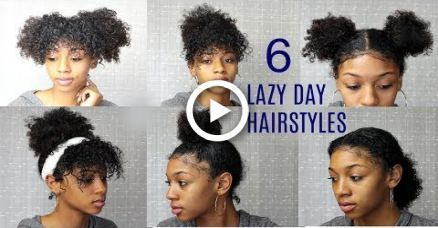 6 Messy & Cute Hairstyles for Lazy Days (Back to School Edition