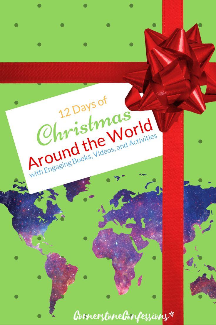 House design virtual families 2 - 12 Days Of Christmas Around The World