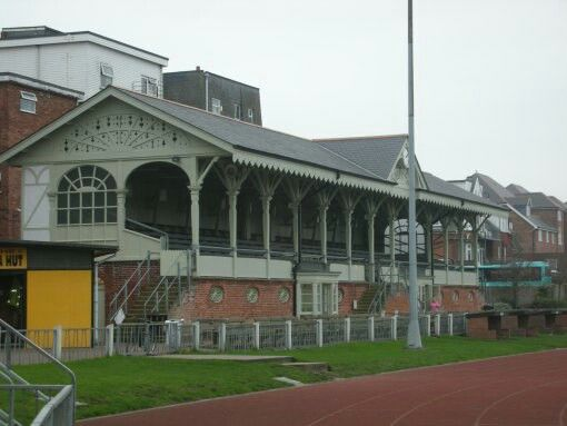 Wellesley Recreation Ground, Great Yarmouth, England