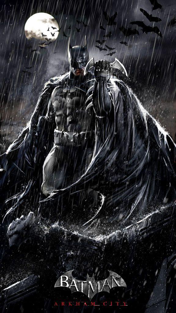 Batman by John Gallagher *