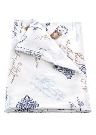 Le tissu d'ameublement Vintage, bpc living, crème