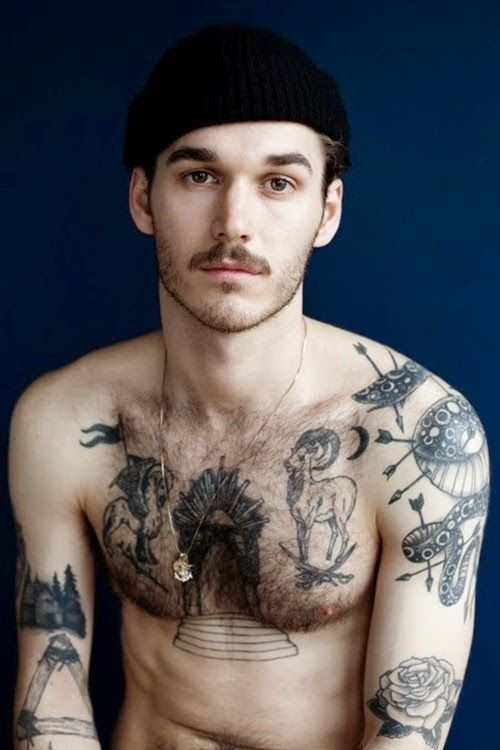 Alex Vaughan  nackt