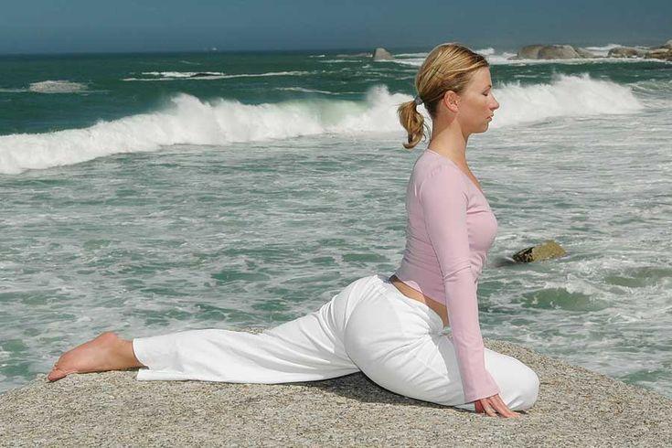 Yoga-Übungen für einen festen Po – WUNDERWEIB – Das Magazin