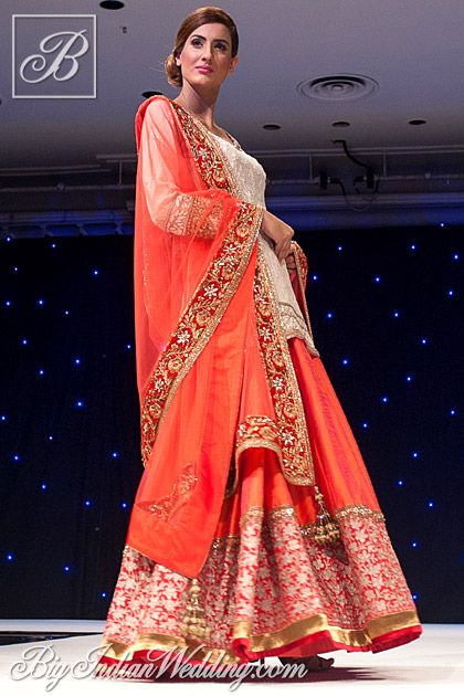 Manish Malhotra fashion show in UK