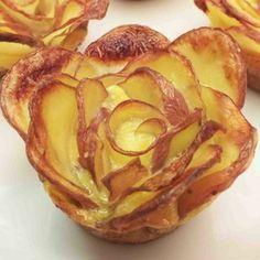 Kartoffel Muffin