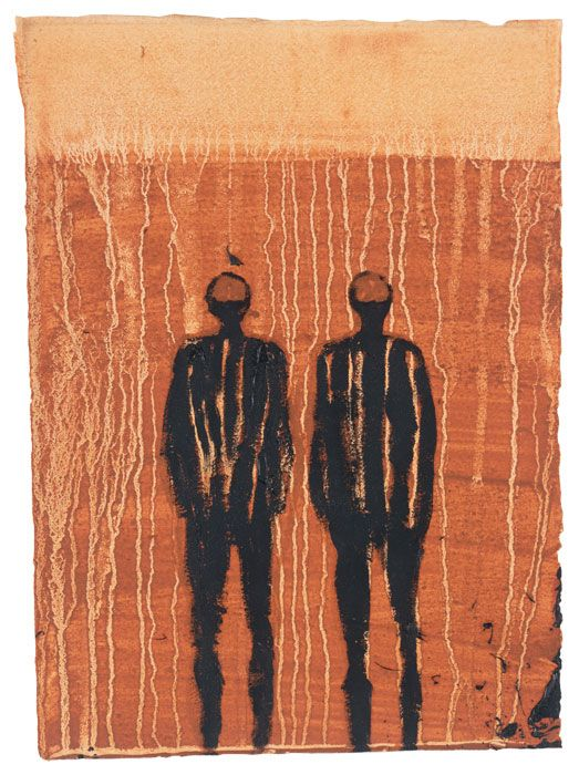 CONTINENT, 1989_Anthony Gormley