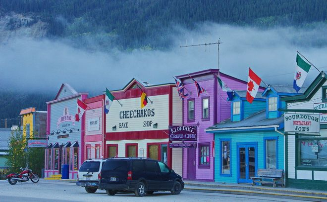 A Quick Visit to Dawson City, Yukon | Hike, Bike, Travel