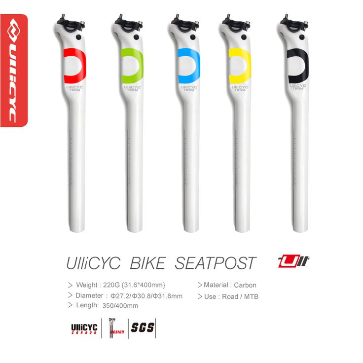 $23.99 (Buy here: https://alitems.com/g/1e8d114494ebda23ff8b16525dc3e8/?i=5&ulp=https%3A%2F%2Fwww.aliexpress.com%2Fitem%2F2016-Ullicyc-Newest-Mountain-bike-3K-full-carbon-fibre-bicycle-seatposts-Road-MTB-parts-27-2%2F32688482530.html ) 2016 Ullicyc Newest Mountain bike 3K full carbon fibre bicycle seatposts Road MTB parts 27.2/30.8/31.6*350mm 25mm offset for just $23.99