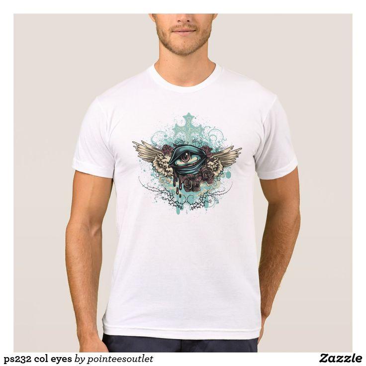 ps232 col eyes tees #tees #tshirt #t-shirt #shirt #cool #clothing