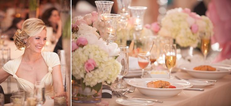 Granite Club wedding reception
