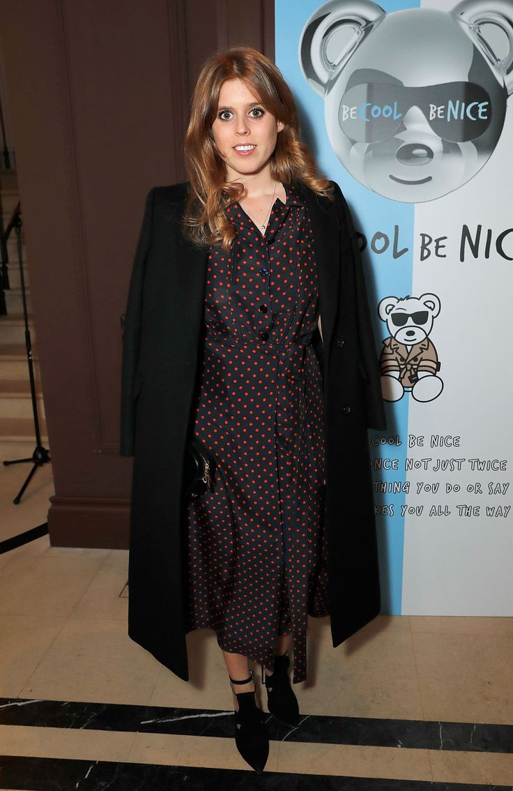 We'd Also Feel Like Royalty If We Had Princess Beatrice's