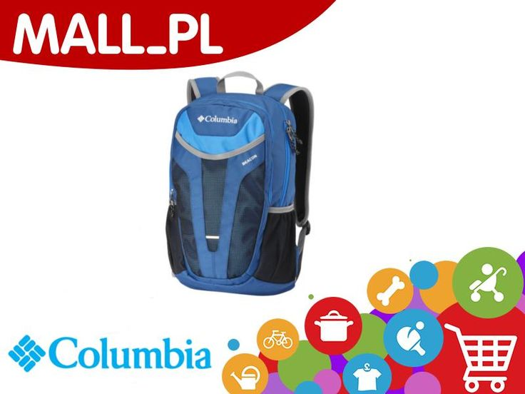 Plecak miejski szkolny COLUMBIA Beacon Daypack 24l