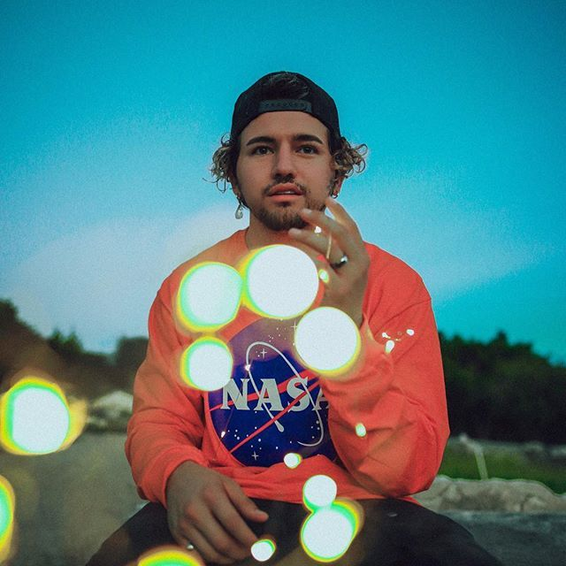 played around w some lights around sunset last night. gonna miss texas & buying pickles @ the movies..
