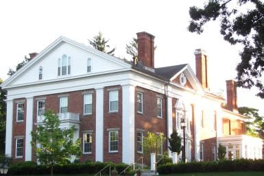 What does it take to get into Amherst College? Find out here!