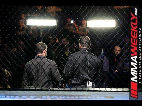 MMA Dana White Confirms Mike Goldberg's Final UFC Show