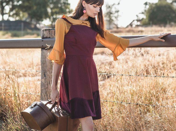 Alice Nightingale AW 17 | Photography - Rachael Baskerville | Model - Alison Gordon