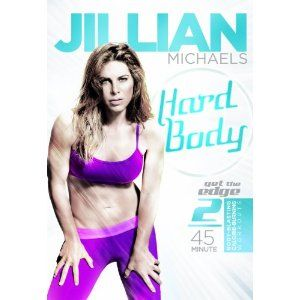 Review of Jillian Michaels' Hard Body DVD -good review and in my humble opinion this is such a great workout!