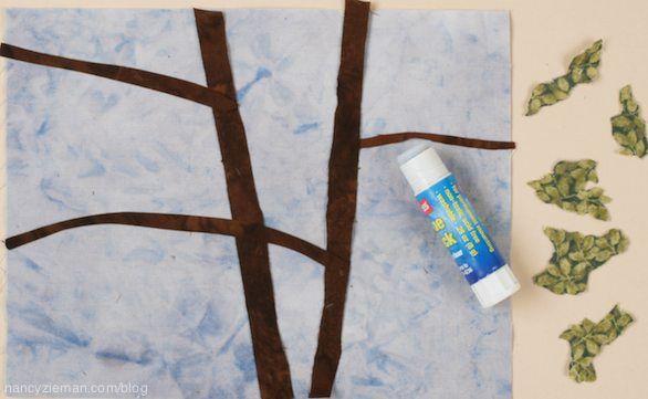 How to sew landscape quilts by Nancy Zieman & Natalie Sewell | Nancy Zieman Blog