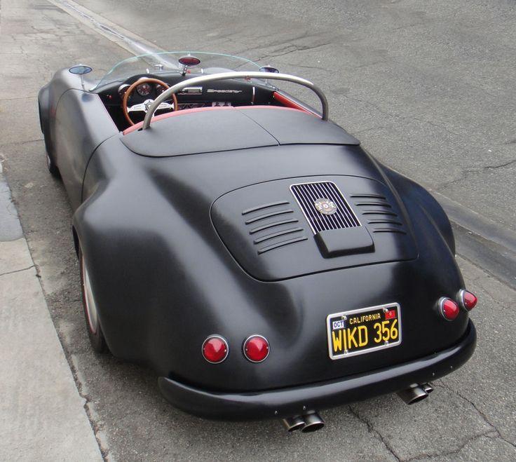 1956 Porsche 356 Coupe | Wikd Kustoms 1956 Porsche 356 Specs, Photos, Modification Info at ...                                                                                                                                                                                 More