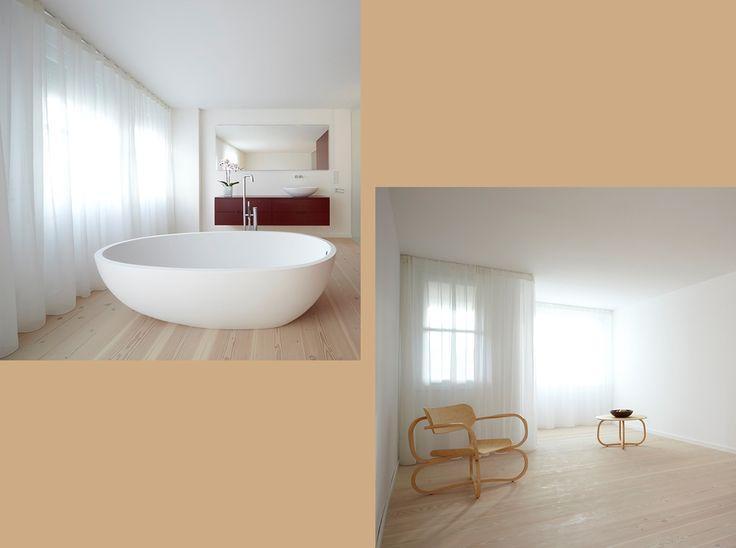 4architekten - Architekturbüro München | Wohnbaustein Wohnräume | Dichte Stadt wohnbar machen