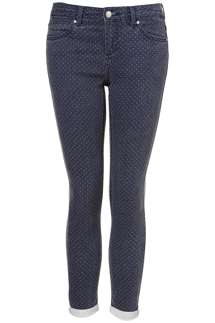 Petite MOTO Leigh Jeans - Topshop