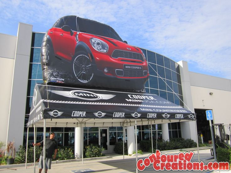 Kia West Covina >> 92 best Giant Inflatable Vehicles images on Pinterest