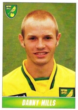 Danny Mills D 1995/2009 321 league apps 7 goals
