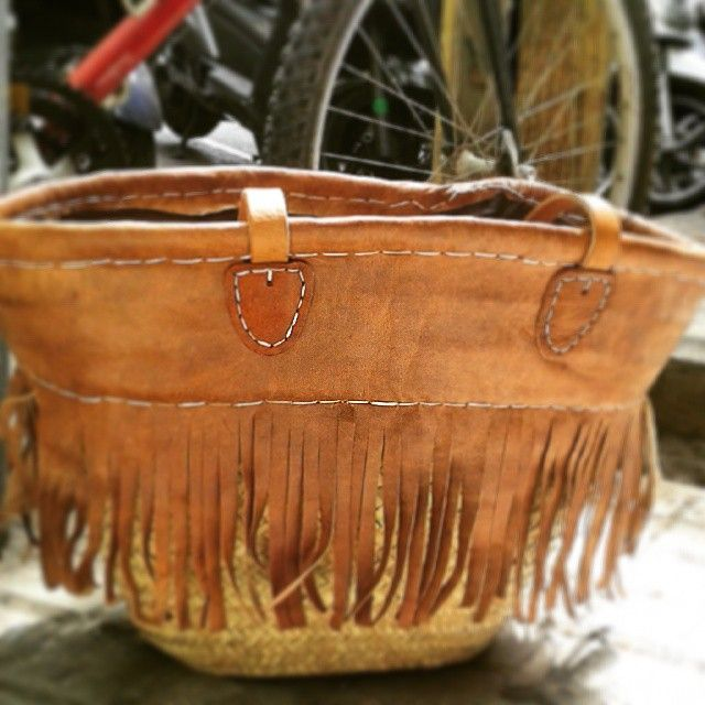 #beach #leather #camel #brown #summer #sea #sand #sun #bicycle #swimming_pool #boat #goodtime #happiness #sharedhours