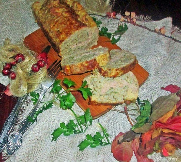Gosia gotuje: Rolada z mielonej łopatki faszerowana pęczakiem