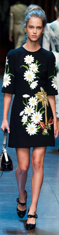 #favourite #dolceandgabbana Dolce & Gabbana Spring 2016 | S. Gold ᘡղbᘠ