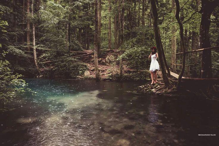 #forest#photoshoot#rain#bluelake#evolution#proudofhim#lovethistalentedguy