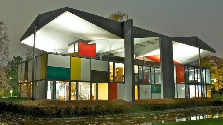 Heidi Weber Museum Center Le Corbusier Le Corbusier