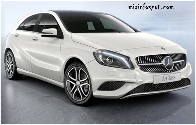 Mercedes Benz A 180, new launch reacently