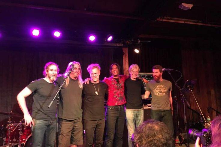SETLIST & VIDEO: Phil Lesh and Friends   Stanley Jordan, Anders Osborne, Jeff Chimenti, Tony Leone, Grahame Lesh   Wednesday January 25 2018