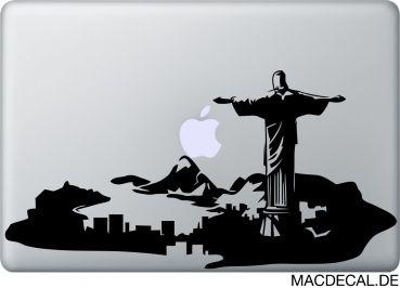 Willkommen in Rio! Mit unserem Macbook Sticker Rio bekommt Ihr den Zuckerhut auf euren Mac!  http://www.macdecal.de/macbook-sticker-staedte/macbook-sticker-rio.html