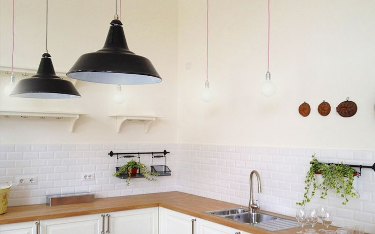 A nice shabby chic cooking school by Nomade Architettura http://www.nomadearchitettura.com/#all