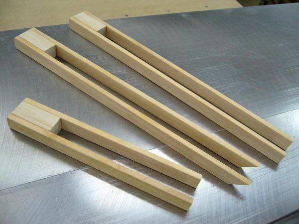Guide pour visser-clouer à l'aveugle / Blind Nailing-Screwing Jig | Atelier du Bricoleur (menuiserie)…..…… Woodworking Hobbyist's Workshop