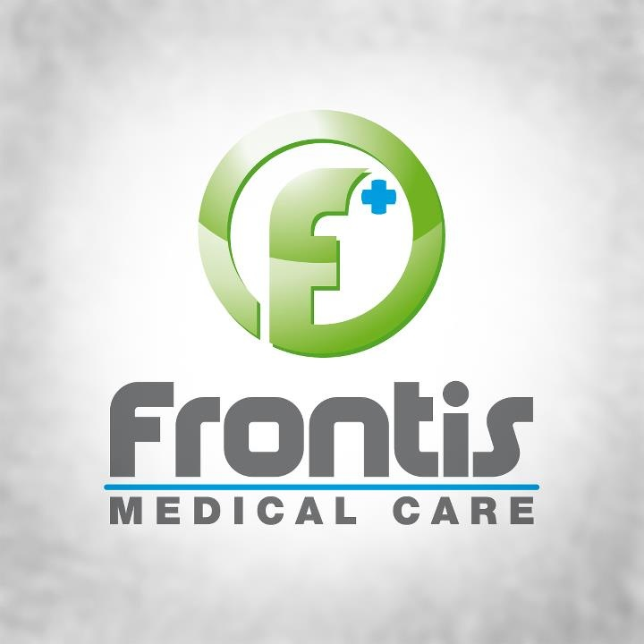 Visual identity for a Medical products company