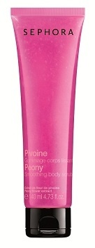Beauty low cost: Sephora, pivoine Gommage Corps Lissante
