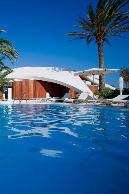 Restaurante Collados Beach La Manga, Murcia - Arquitecto Fernando Garrido