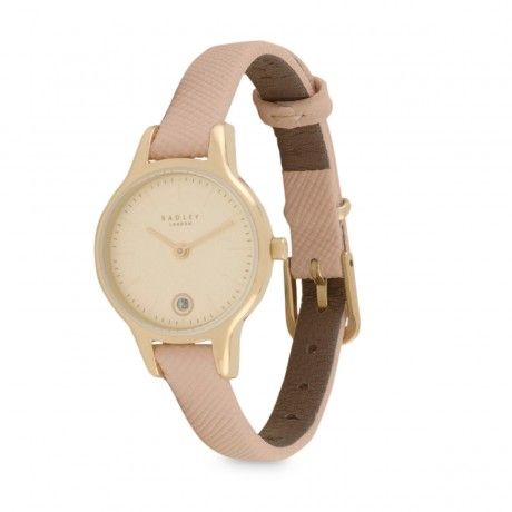 Long+Acre,Leather+Strap+Watch