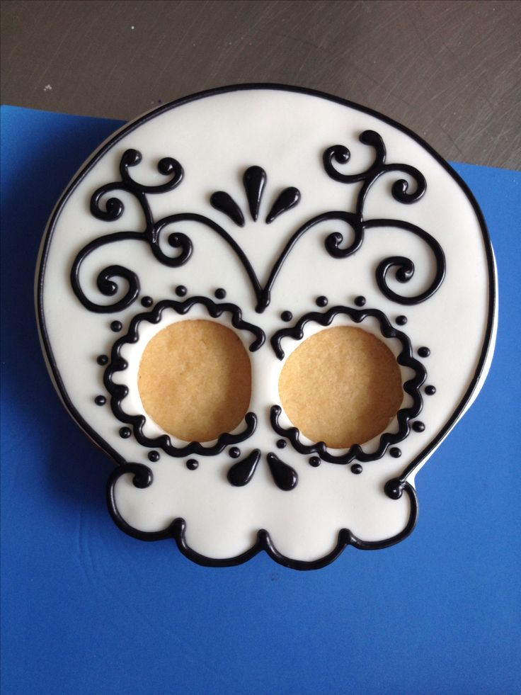 Catrina cookie