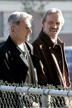 NCIS - Gibbs & Mike Franks - I was sad to see Mike Franks written out of the show.  He was one of my favorites!