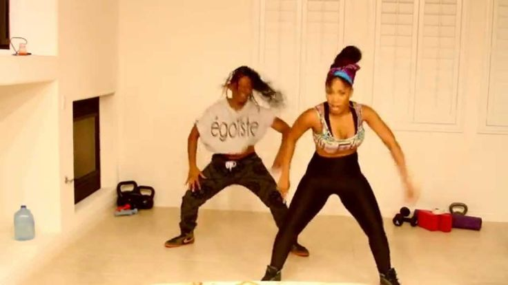 Tampa Twerk Dance Workout with Keaira LaShae