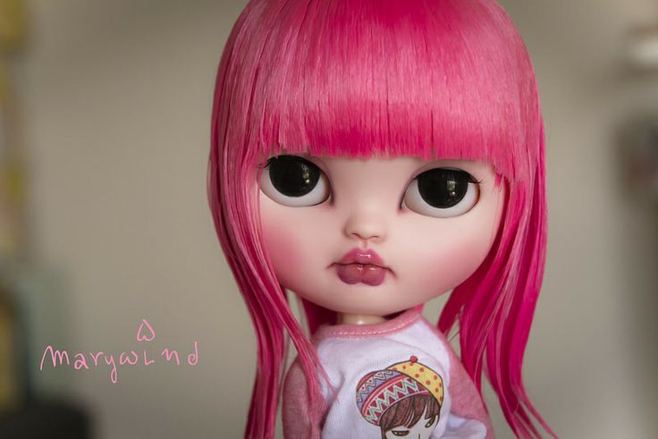 icy doll custom por marywind dolly world.....